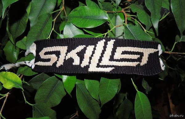 фенечек схемы skillet для