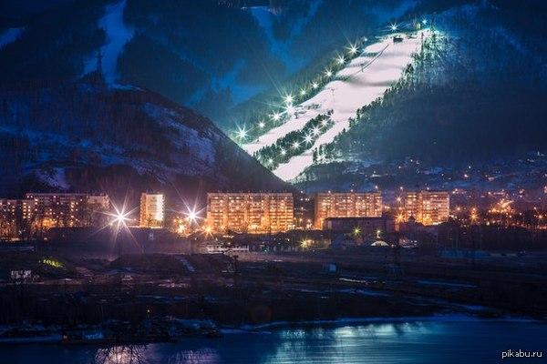 бобровый лог красноярск фото