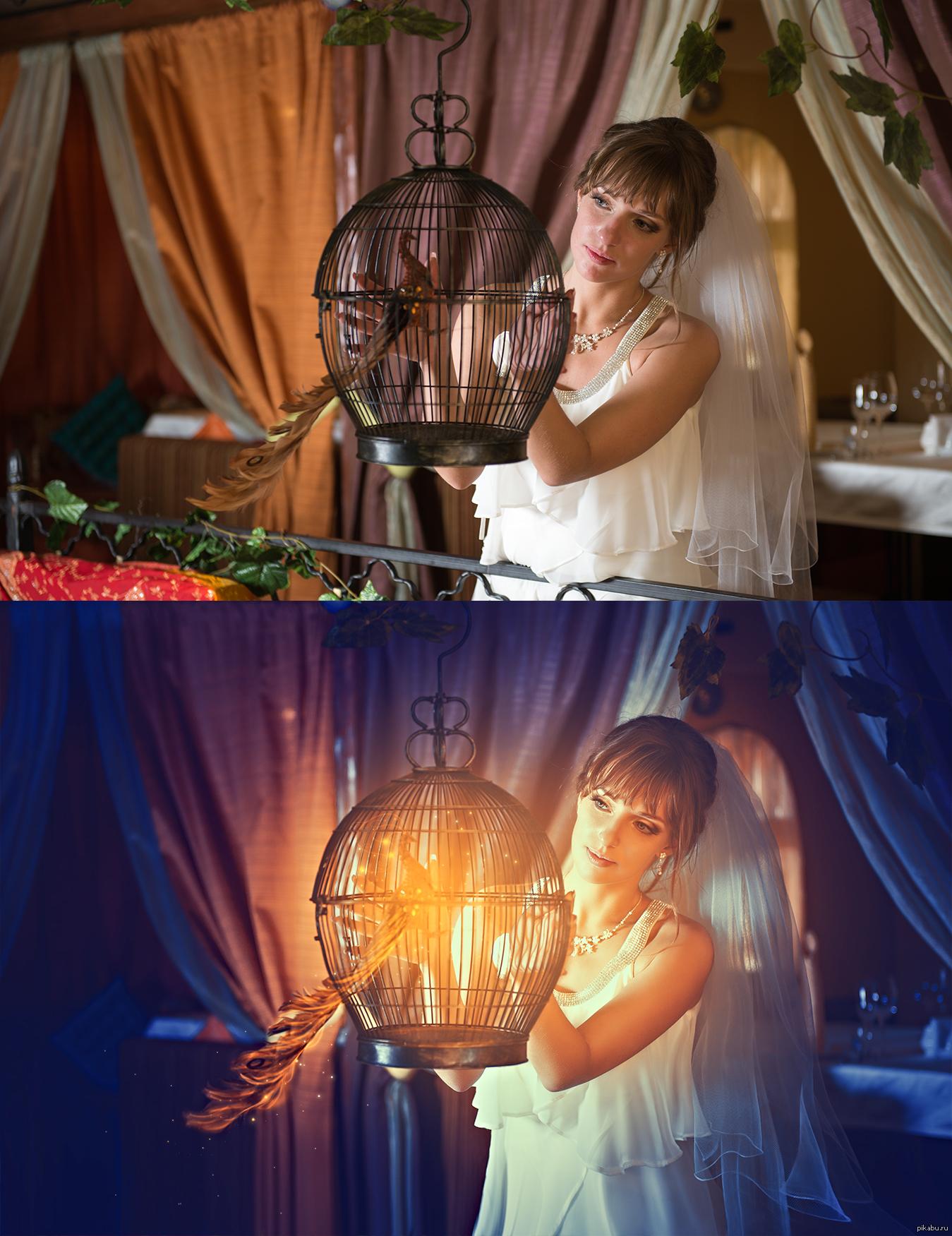 обработка фотографий в фотошопе уроки видео уроки